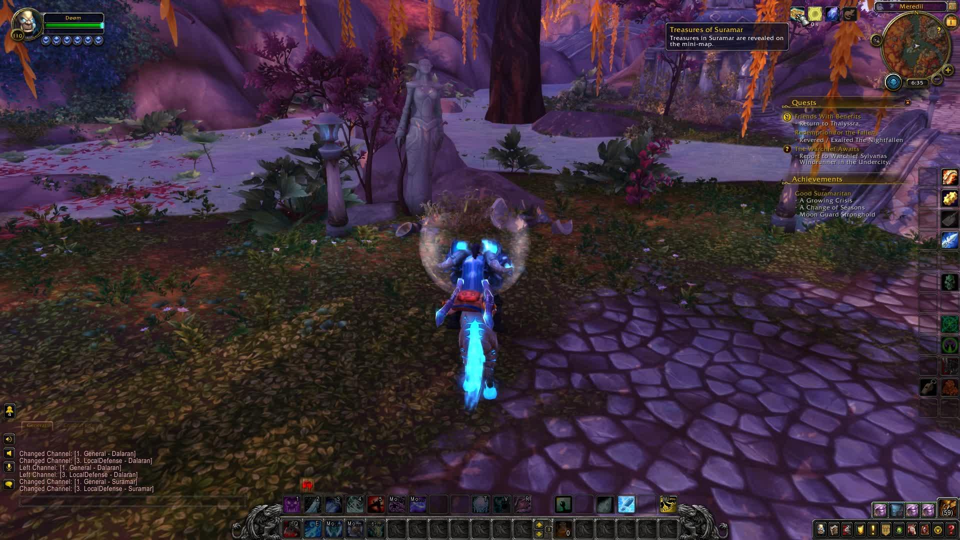 World Of Warcraft 2018 08 01 18 35 54 04 Dvr Gif Find Make