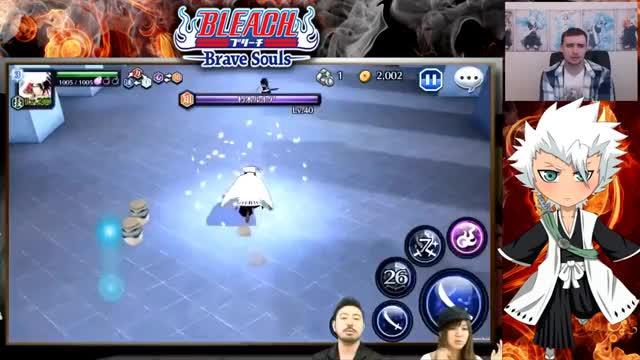 bleach brave souls gameplay
