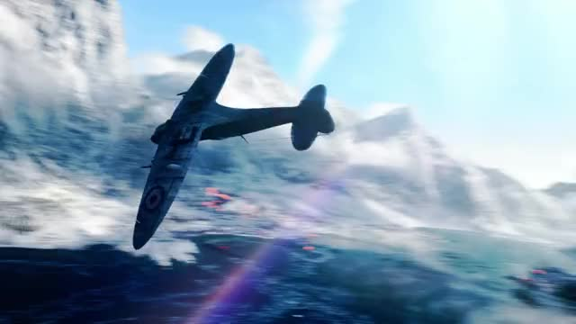 Watch and share Battlefield Trailer GIFs and Battlefield Xbox GIFs by Rocco Supreme on Gfycat