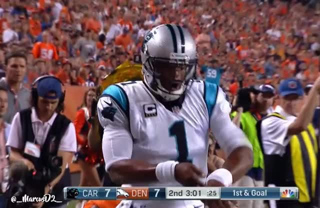 Watch Cam Newton celebration GIF by MarcusD (@-marcusd-) on Gfycat. Discover more nfl GIFs on Gfycat