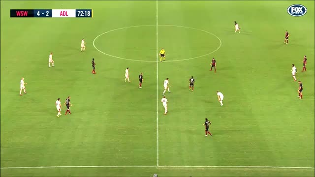 Watch and share WSW Bruce Kamau Wing Back GIFs by shababhossain13 on Gfycat