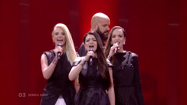 Watch and share Serbia  Eurovision GIFs on Gfycat
