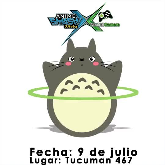 Watch and share Totoro GIFs by mig0mig0 on Gfycat