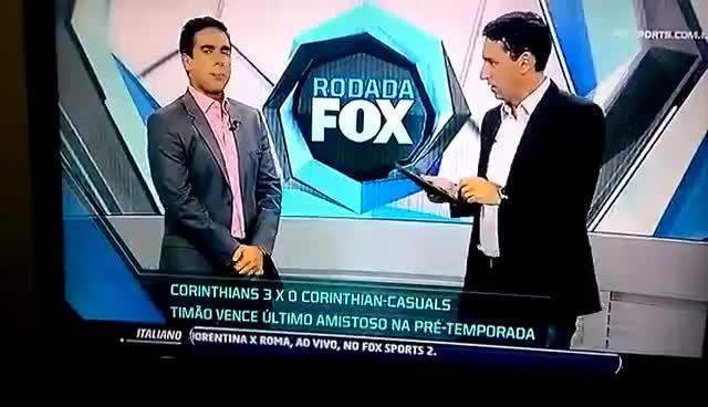 Watch and share PVC Desmaia Ao Vivo, Fox Sports GIFs on Gfycat