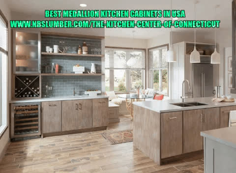 High Quality Medallion Kitchen Cabinets In United States
