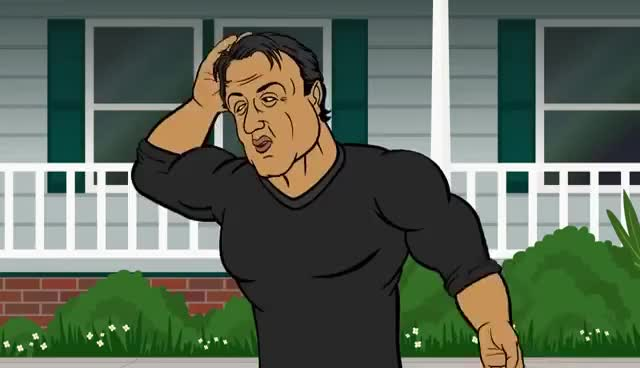Watch and share Sylvester Stallone GIFs on Gfycat