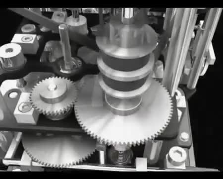 Watch and share THE TIME WRITING MACHINE BY JAQUET DROZ GIFs by Gfyfs from Dartmaster666 on Gfycat