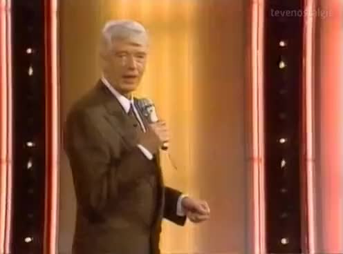 Watch ARD - Die Rudi Carrell Show - Lass dich überraschen (1991) GIF on Gfycat. Discover more Eurovision, SRF GIFs on Gfycat