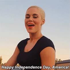 Watch this 4th of july GIF on Gfycat. Discover more 4th of july, america, fourth of july, independence day, july 4, july 4th, miley cyrus GIFs on Gfycat
