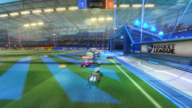 Watch Faked out all 5 other people ^_^ GIF on Gfycat. Discover more Rocket League, rocketleague GIFs on Gfycat