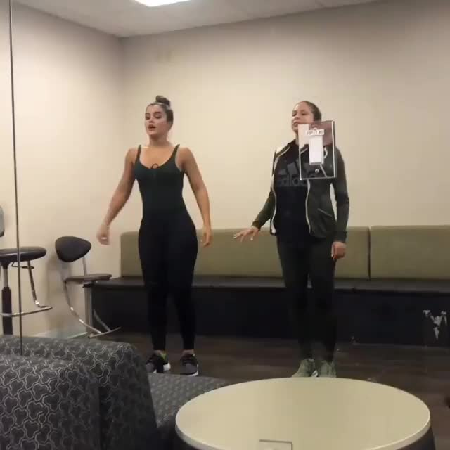 Watch and share Ll Clarissa Molina #ballroomdancing GIFs by JJSSAA on Gfycat