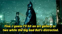 Watch and share Arkham Spoilers GIFs and Arkham Knight GIFs on Gfycat