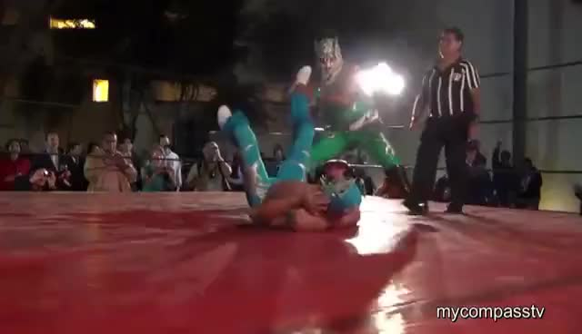 Watch and share Lucha GIFs on Gfycat