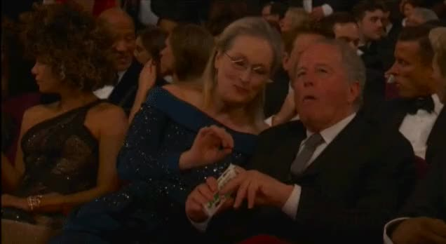 Watch Meryl Streep Conjures Oscars GIF on Gfycat. Discover more oscars, breathinginformation, popular GIFs on Gfycat