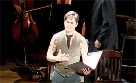 Watch and share Jason Robert Brown GIFs and Parade Musical GIFs on Gfycat