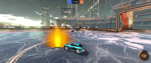 Watch Snowday Dunks GIF on Gfycat. Discover more RocketLeague GIFs on Gfycat