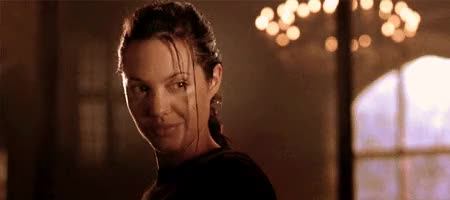 Watch and share Angelina Jolie GIFs by transcendent on Gfycat