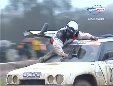 "Watch and share ""Paris - Dakar - Paris"" 1994 GIFs on Gfycat"