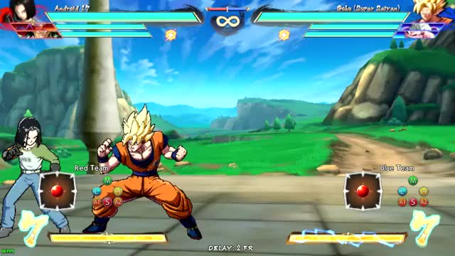 Watch and share DRAGON BALL FighterZ 2020-05-04 12-51-46 Trim GIFs by Asura on Gfycat