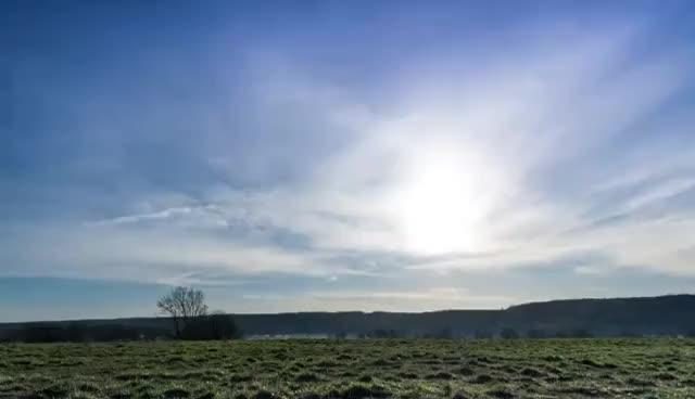Sunrise Time Lapse Springfield Mo 4k Gif Find Make Share