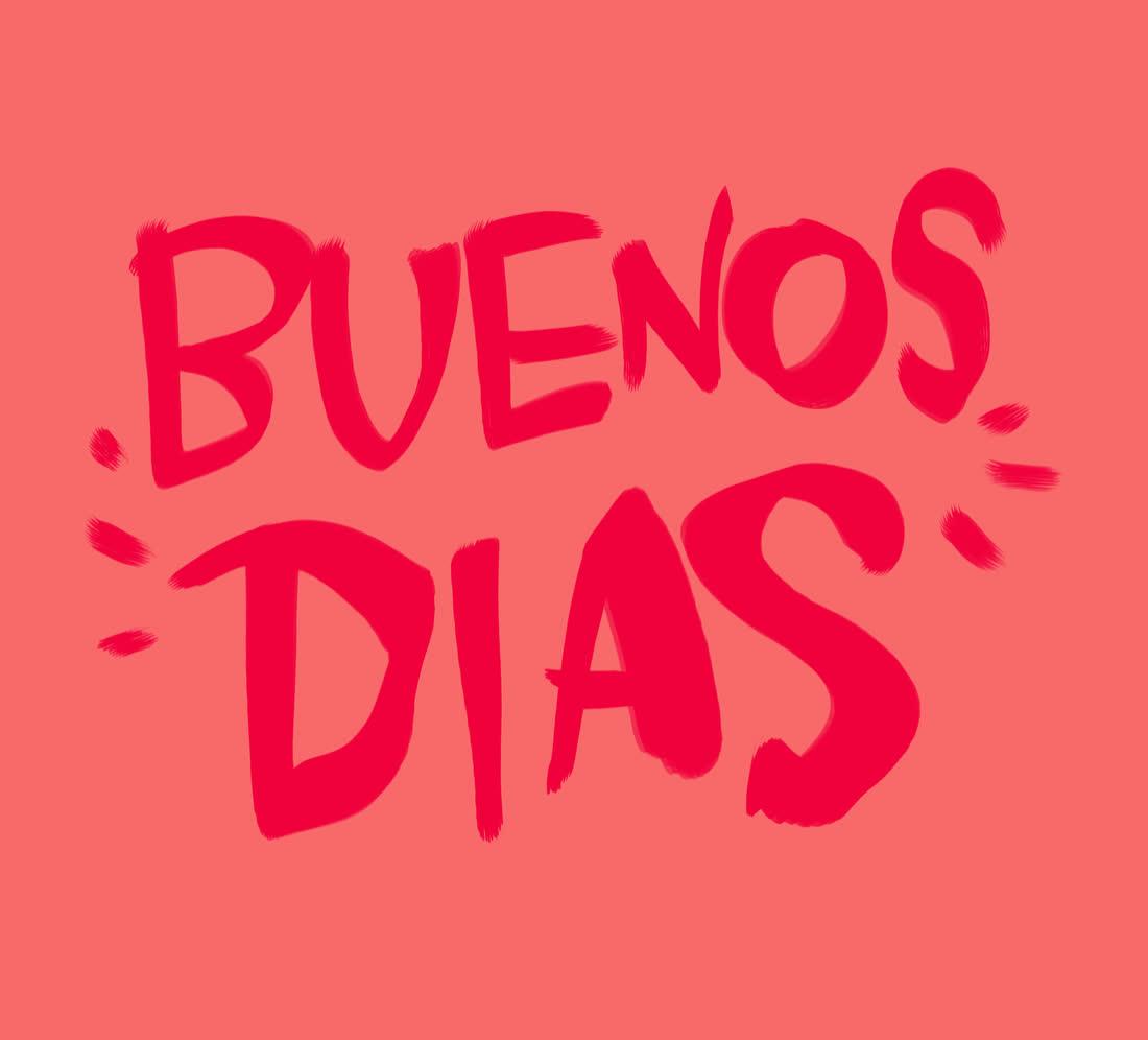 buenos dias, denyse, good day, good morning, Buenos Dias GIFs