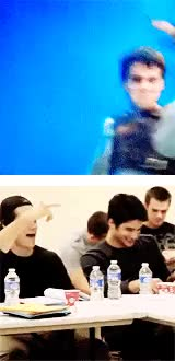 Watch everyone's an idiot, but me GIF on Gfycat. Discover more 2k, Dylan O'Brien, but it was worth the time, coltonsdylan, dobedit, dylanobrienedit, garfinski, gifs*, i was paulvedre, it took me FOREVER, mine, scotsmcall, tmredit, twedit GIFs on Gfycat