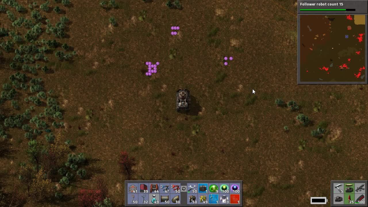 Factorio Decontructor GIFs