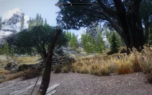 Watch and share Elder Scrolls V Skyrim 2018.06.21 - 22.17.35.12.DVR GIFs by Axnon on Gfycat
