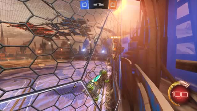 Watch Demo 3: Cougar GIF by Gif Your Game (@gifyourgame) on Gfycat. Discover more Demo, Gif Your Game, GifYourGame, Mantequilla, Rocket League, RocketLeague GIFs on Gfycat