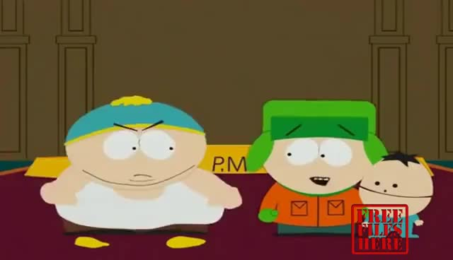 Watch and share Confidence GIFs and Cartman GIFs on Gfycat