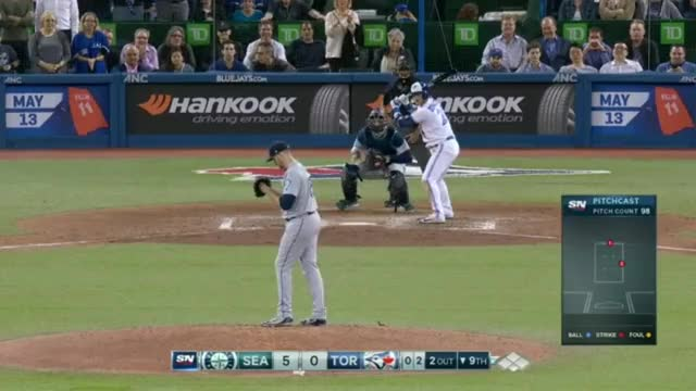 Watch and share Toronto Blue Jays GIFs and Seattle Mariners GIFs on Gfycat
