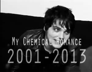 Watch and share My Chemical Romance GIFs on Gfycat