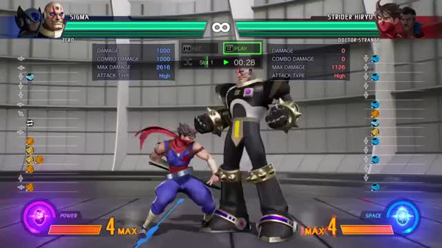 Watch MARVEL VS. CAPCOM: INFINITE_20180725125309 GIF on Gfycat. Discover more PS4share, Gaming, Jacob Matheny, MARVEL VS. CAPCOM: INFINITE, PlayStation 4, Sony Interactive Entertainment GIFs on Gfycat