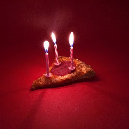 Watch and share Pizza Ice Cream Cake GIFs on Gfycat