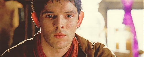 ***, 1000n, 500n, MY LITTLE BABY, NO MY BABY, NOO, STOP IT, YOU'RE STILL A BABY, merlin, minemerlin, spoilers, aliens? GIFs
