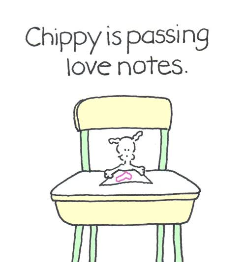 Watch and share Passing Notes GIFs and Love Notes GIFs on Gfycat