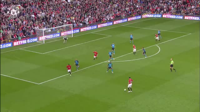 Watch and share Manchester United GIFs and Federico Macheda GIFs on Gfycat