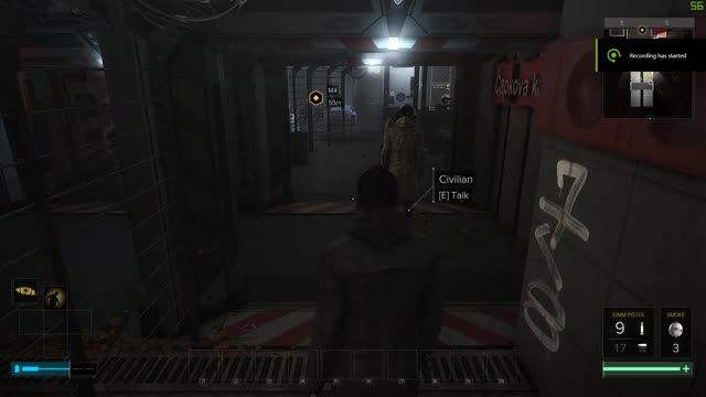 Watch and share Deus Ex  Mankind Divided 10.18.2017 - 15.34.59.01.mp4 GIFs on Gfycat