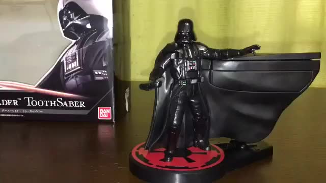 Watch and share Darth Vader Toothpick Dispenser GIFs on Gfycat