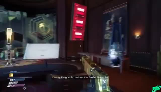 Watch and share PREY Ending / All Endings (PREY 2017 Ending) GIFs on Gfycat