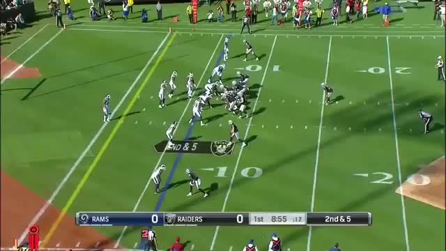 Watch and share Los Angeles Rams GIFs and Oakland Raiders GIFs on Gfycat