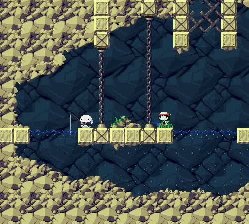 Watch and share Cave Story GIFs and Mimiga GIFs on Gfycat