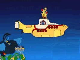 Watch and share Yellow Submarine GIFs on Gfycat
