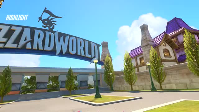 Watch and share Blizzard World GIFs and Widowmaker GIFs by Nyx on Gfycat