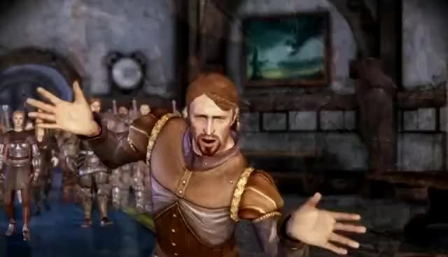 Watch Funny Circus man GIF on Gfycat. Discover more Dragon Age GIFs on Gfycat