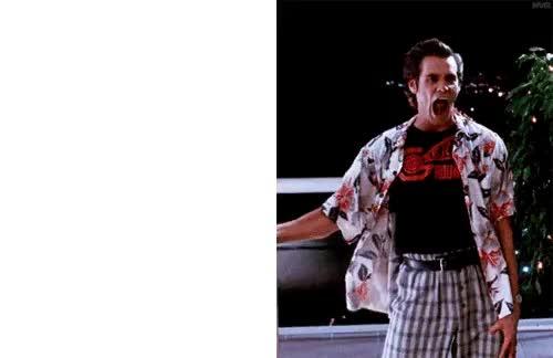 Watch Jim Carrey (Ace Ventura) GIF by @0l0l0l0 on Gfycat. Discover more door, jim carrey, lol GIFs on Gfycat