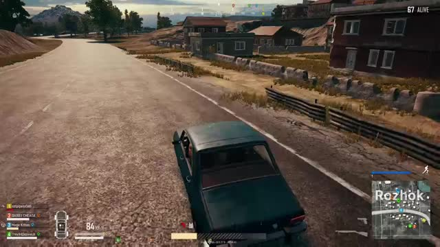 Watch this GIF by Xbox DVR (@xboxdvr) on Gfycat. Discover more Huge Kitten, PLAYERUNKNOWNSBATTLEGROUNDS, xbox, xbox dvr, xbox one GIFs on Gfycat