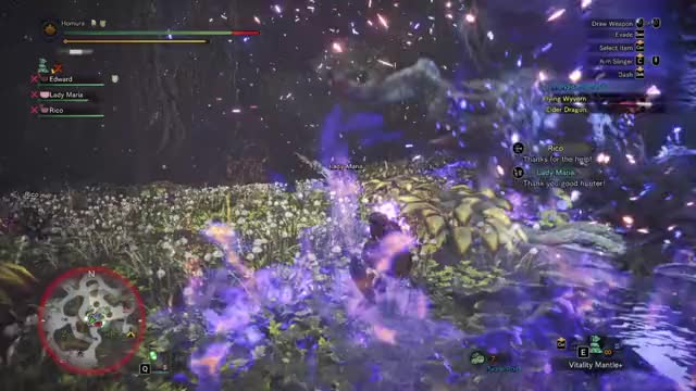 Watch and share MONSTER HUNTER WORLD(402862) 2020-02-14 02-14-04 GIFs by eondra on Gfycat