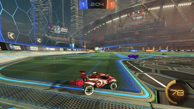 Watch and share Rocket League GIFs by polygonal on Gfycat