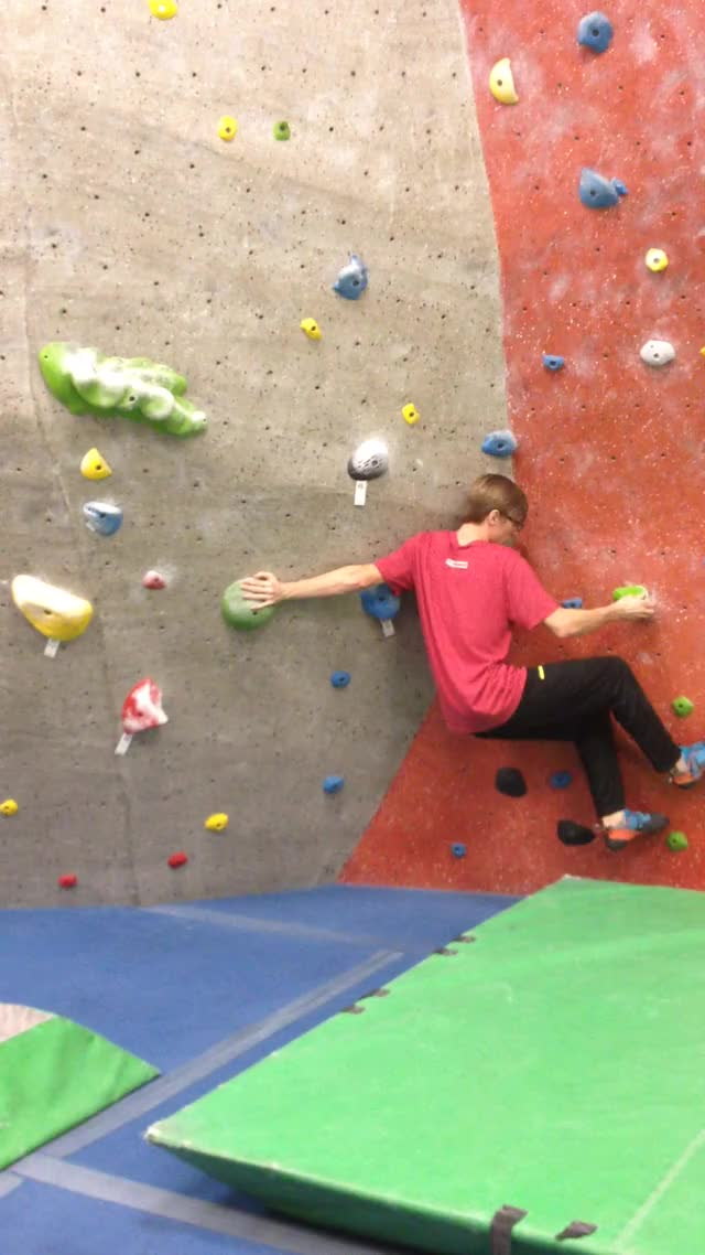Watch and share Bouldering GIFs and Climbing GIFs on Gfycat